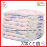 Пеленка младенца хорошего качества устранимая с тканью как лента Backsheet волшебная