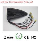 차 상어 탄미익 모양 안테나 Am/FM/GPS/WiFi/DAB/3G/4G 기능 GPS 안테나