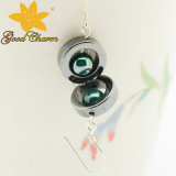 Heter-16122805 Fashion Design Tourmaline Beads Earring Jewelry