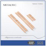 Precisión de Connnector de la red del molde de la precisión del OEM alta que estampa la parte