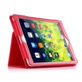 직업 iPad 소형 공기를 위한 정제 상자 덮개 최고 호리호리한 2절판 가죽 케이스