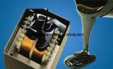 Sellador de silicona RTV térmico negro para fuente de alimentación