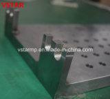 Parte lavorante e di saldatura di CNC personalizzato OEM per macchinario meccanico