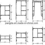 SGS Steiger de Van uitstekende kwaliteit van het Frame van China van het Staal van het Certificaat voor de Bouw