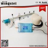 Ракета -носитель сигнала мобильного телефона репитера 2g GSM клетчатая с антенной