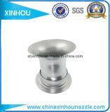 Bec de pulvérisation rond réglable de douche d'air chaud de circuit de refroidissement de refroidissement d'évent
