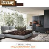 Divanyの良質の最新のイタリアデザインダブル・ベッド