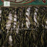 Nepal-Art-Form-Acajoubaum-Jacquardwebstuhl-Schal langer Pashmina Schal