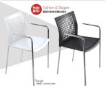 椅子の訪問者の椅子(FEC NC508)を食事するプラスチック椅子