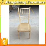 Cadeira Stackable de Chiavari do banquete com coxim removível (JC-ZJ610)