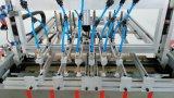 Machine de fabrication de couverture d'album semi-automatique