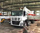 Camion della pompa per calcestruzzo di HOWO 38m 42m 52m ISUZU