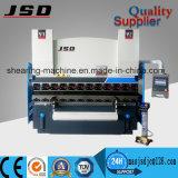 Machine à cintrer de la plaque MB8-200t*4000 en aluminium
