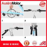 "16 "" neumático 250W plegable la bici eléctrica plegable Ebike"