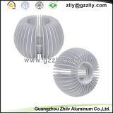 Le radiateur de fleur de l'aluminium DEL Sun de moulage mécanique sous pression