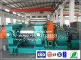 Laminatoio di gomma del frantoio del Due-Rullo con la certificazione del Ce ISO9001