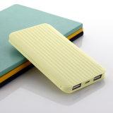 4000mAh는 이중 USB를 가진 휴대용 힘 은행을 체중을 줄인다