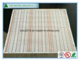 Doppeltes versah FPC flexible gedrucktes Leiterplatten mit Seiten