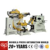 A máquina do Straightener pode ser usada para os materiais de cobre (MAC4-400)