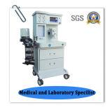 Sitio de trabajo quirúrgico de la máquina de la anestesia del equipo