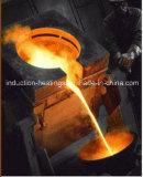 Horno de fusión de la máquina de la inducción de frecuencia media para la plata del aluminio del hierro