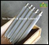 Cartucho de filtro de filtración de agua de acero inoxidable del acoplamiento de alambre