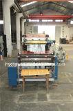 Máquina caliente de la lámina para gofrar de la transferencia hidráulica automática completa para el panel del PVC