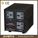 Yiyen de tensión de transformadores, convertidor de 110V a 220V