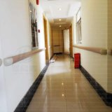 Wall Mounted Reliable Safety PVC Protective Hospital Corridor Handrails More Colors