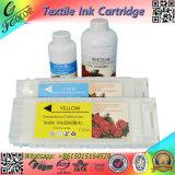 Substituir el cartucho de tinta de la materia textil por la viruta para el cartucho de tinta blanco de F2000 F2080