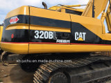 Máquina escavadora hidráulica usada da esteira rolante do gato 320bl (lagarta de 320b 325bl 330bl)