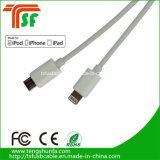 Mfi сертифицированный 8pin для V8 Micro USB Data Cable для iPhone и Android