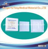 Ce y ISO aprobados Eo esterilizados no tejidos frotis para uso médico