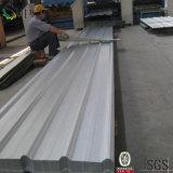 屋根ふきシートのための上塗を施してある波形の鋼板を着色しなさい