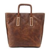 Handtasche der vollen Korn-Leder-wirklichen ledernen Frauen (RS-6012)