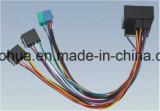 в проводке провода электроники автомобиля