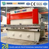 Frein Wc67y de presse hydraulique de 80 tonnes