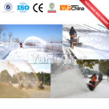 機械を吹く雪の掃除人のブロア/Snow