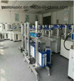 Heiße Verkauf CO2 Laser-Radierungs-Maschine für Gewebe
