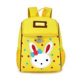 [ببي جرل] رسم متحرّك أرنب مدرسة حمولة ظهريّة لون قرنفل روضة أطفال أطفال حقيبة