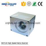 A cabeça de varredura econômica Sg7110 do laser da fibra da alta qualidade do sistema vende por atacado