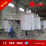 Het Bier van de ambacht Apparatuur produceren/het Bier Homebrew die brouwt Uitrusting/De Apparatuur van het Bierbrouwen 50L 100L 200L 300L