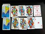 36 tarjetas modificaron tarjetas que jugaban del papel para requisitos particulares de Rusia