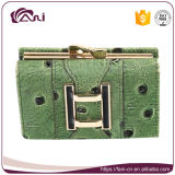 Бумажник 2017 портмона девушок Fani самый лучший малый кожаный