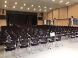 会議のスタック可能椅子の設計事務所のトレーニングの椅子