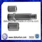 Pieza trabajada a máquina CNC inoxidable modificada para requisitos particulares de la precisión del acero