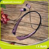 Auriculares sem fio Hands-Free estereofónicos de Bluetooth para o telefone móvel