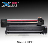 Impresora al aire libre del formato amplio de la cabeza de impresora X6-3200t K5 de Xuli Konica 512I