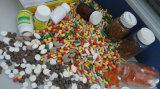 Pillole della medicina che imbottigliano la linea di produzione