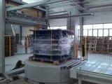 De Vastbindende en Verpakkende Machine van de volledig-automatische Pallet